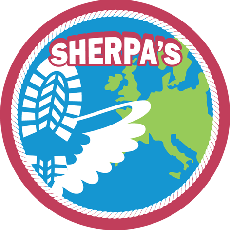 Speltakteken sherpa's