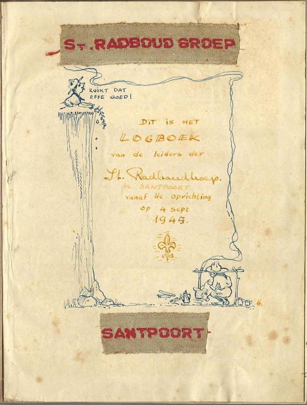 St. Radboudgroep Santpoort logboek