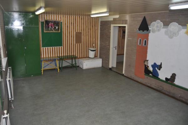 Beverlokaal Scouting St Radboudgroep Santpoort-Zuid