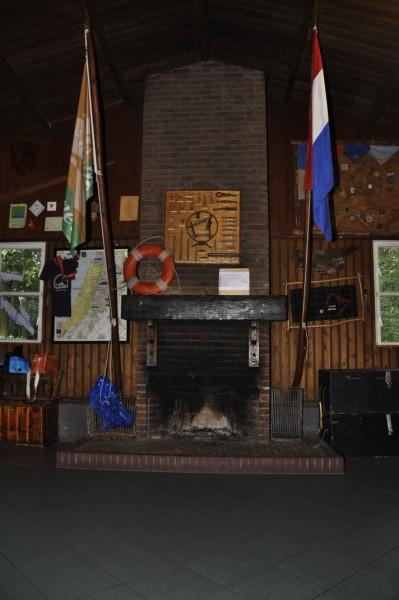 Lokaal Scouting St Radboudgroep Santpoort-Zuid