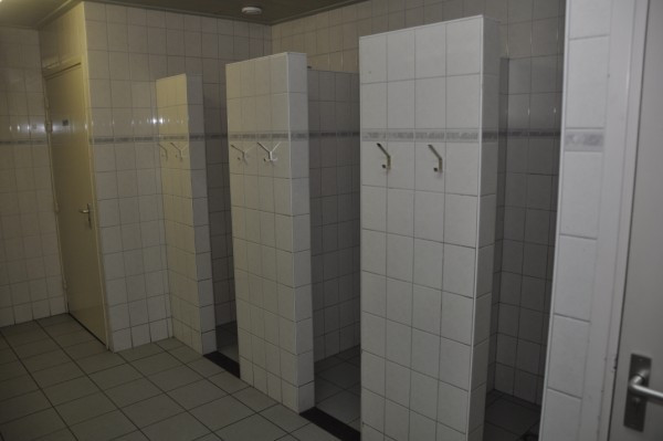 Sanitair blokhut Scouting St Radboudgroep Santpoort-Zuid