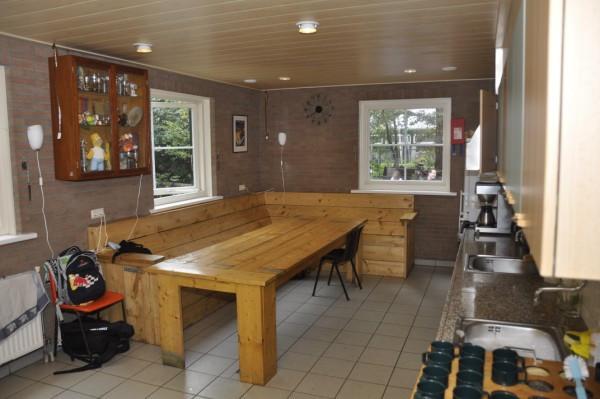Keuken Scouting St Radboudgroep Santpoort-Zuid